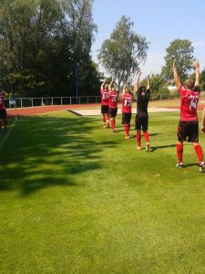2. Tag Trainingslager 2014 6